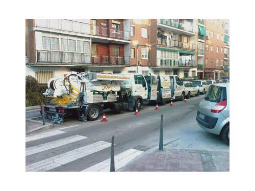 Euroreparaciones 3JL Madrid, desatascos y pocería