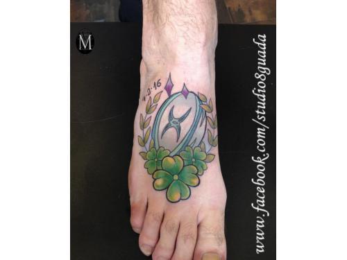 tatuaje neotradicional