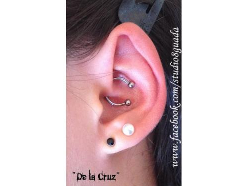 Piercing Daith Guadalajara