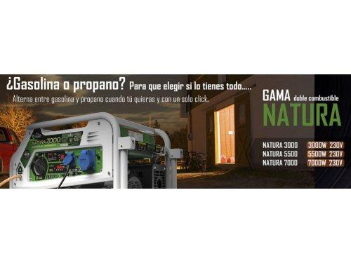 Generadores Natura