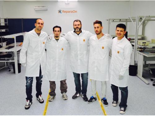 reparadores electrónica laboratorio