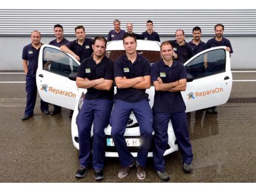 reparadores calderas coche