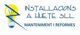 Instal·lacions A. Huete