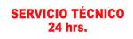 Servicio Técnico 24hrs