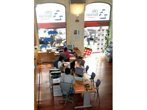 Oficina comercial Aribau
