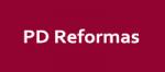 logo pd reformas