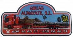 Grúas Almayate