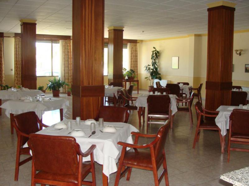 Comedor Residencia San Sebastián