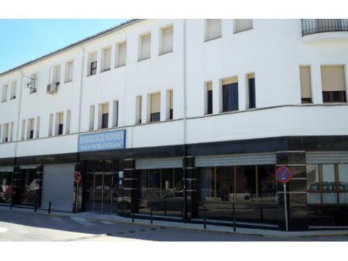 Exterior Residencia San Sebastián