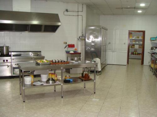 Cocina Residencia San Sebastián