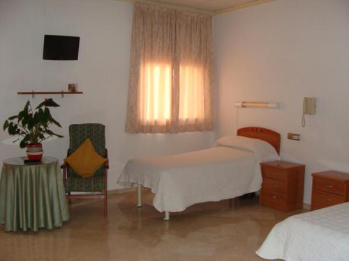 Dormitorio Residencia San Sebastián