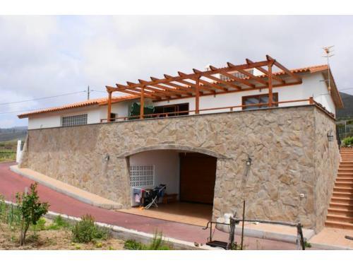 Vivienda Unifamiliar Aislada para E. Marrero González, en la Cruz de Tea, Granadilla de Abona, Tenerife