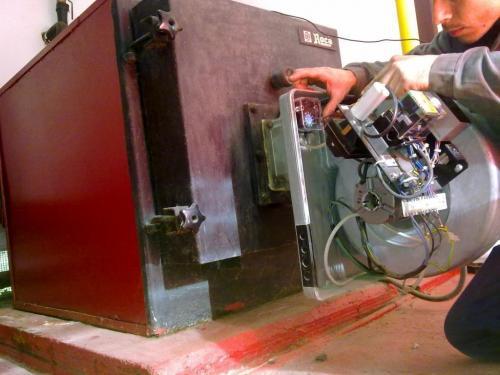 calderas de gas ,gasoil,etc..