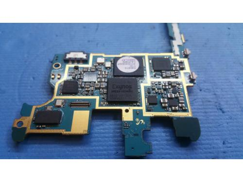 Reparación de placas base de telefonía