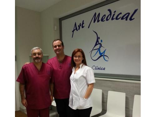 EQUIPO MEDICO ART MEDICAL CLINICA