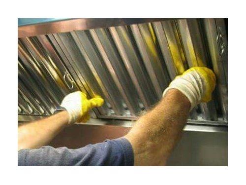 Limpieza de Filtros Industriales en Cocinas