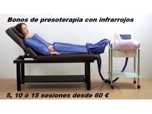 Nuestro trabajo de presoterapia