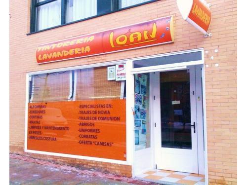 tintorería loan