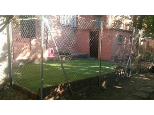 Jardines: reforma e instalación de césped artificial