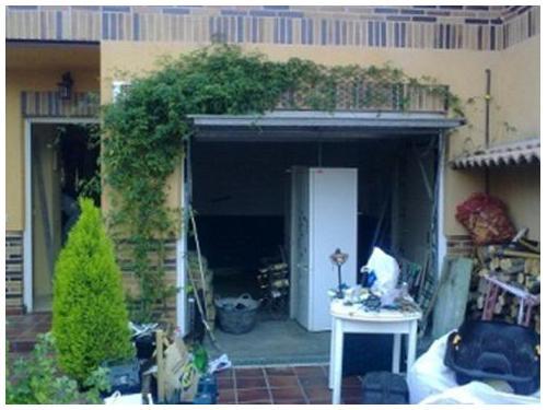 Reformas de interior: cerramiento de garaje y realización de trastero