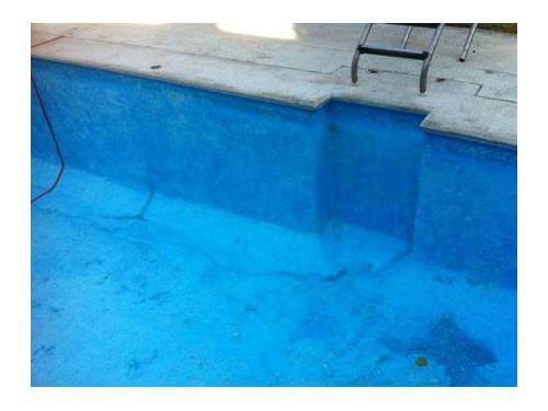 Piscinas: reparación de piscina de fibra