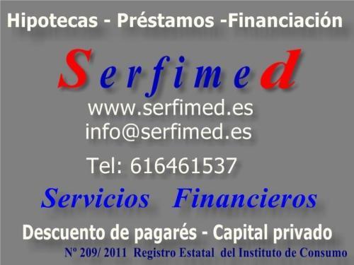 Nuevo cartel de Serfimed
