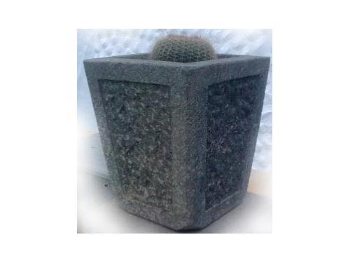 Masetero en piedra de Arucas