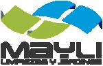 mayli limpiezas y jardines logo