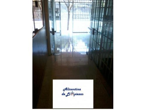 Cristalizado/abrillantado de suelos