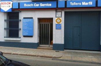Bosch Car Service Taller Marfil
