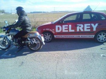 Autoescuela del Rey