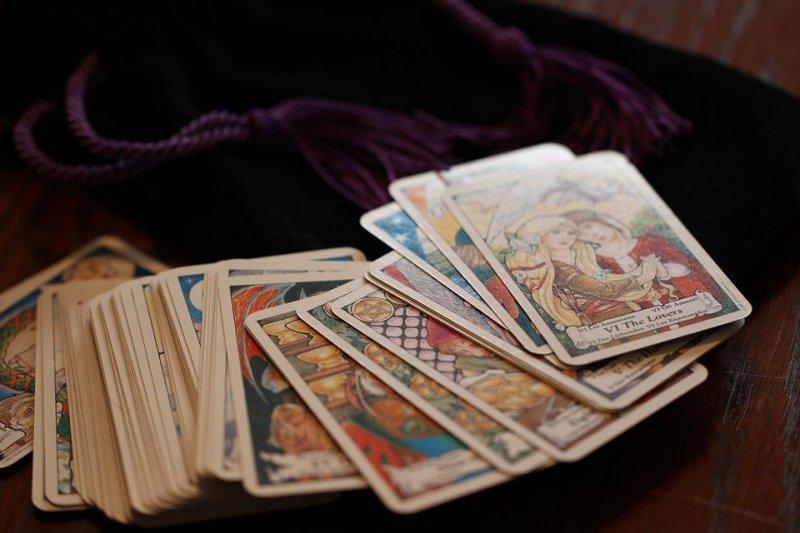 Tarot Eva Ritual