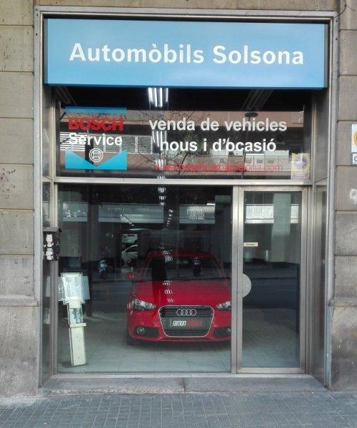 Automòbils Solsona
