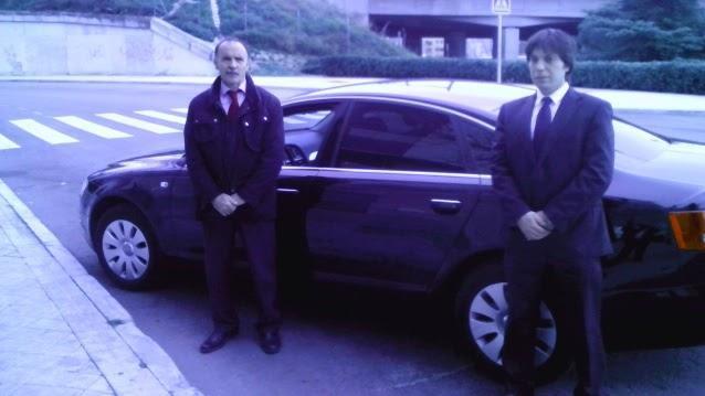 Grupo 3 Limousine Voyager