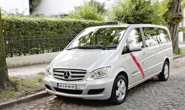 Taxi Mercedes 7 plazas