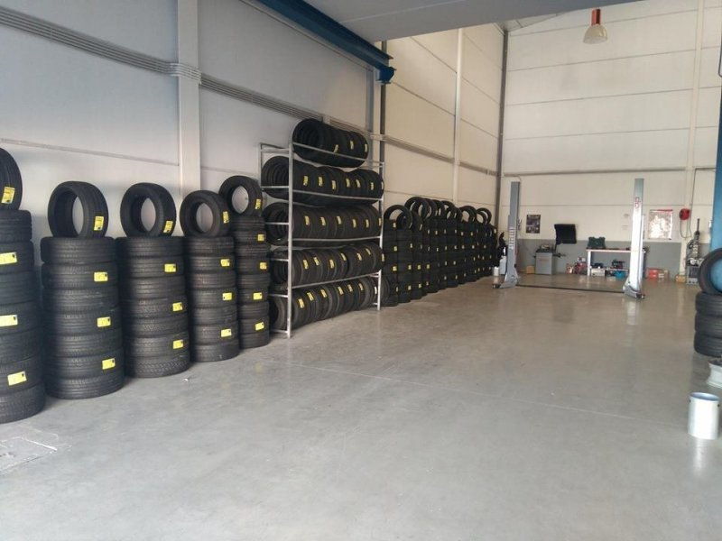 Neumáticos RF
