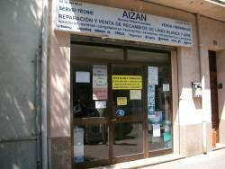 Servicio Técnico Aizan