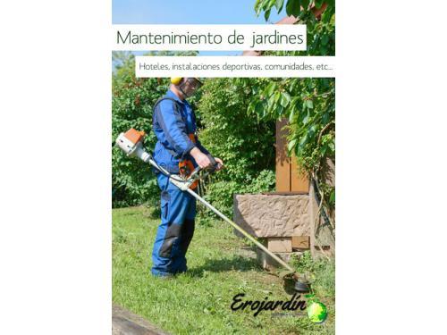 Erojard n madrid jardiner a citiservi - Trabajo de jardineria en madrid ...