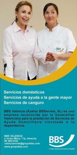 Bbs valencia valencia citiservi for Empresas de limpieza en valencia que necesiten personal