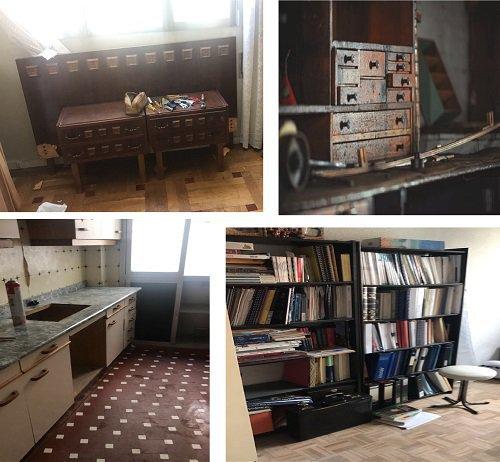 Donaci n de muebles for Muebles usados coruna