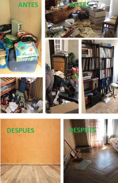 Vaciado y recogida - Recogida de muebles madrid ...