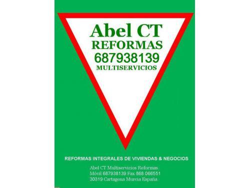 Reformas fontanero cartagena los dolores reformas citiservi - Reformas en cartagena ...