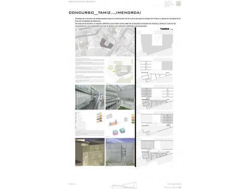 Arquitectura 8 urbanismo cartagena estudios de - Estudios arquitectura murcia ...