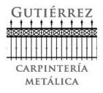 Carpintería Metálica Gutiérrez