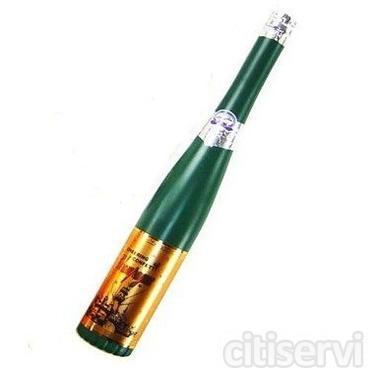 Lanzador Manual de Confetti de 76cm. en forma de Botella de Champán