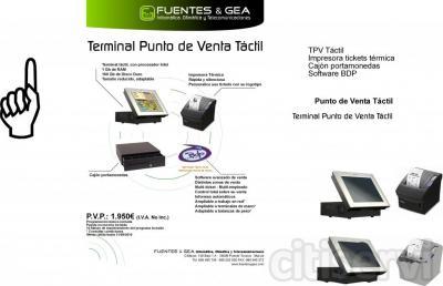TPV Bares y Restaurantes 1.950€