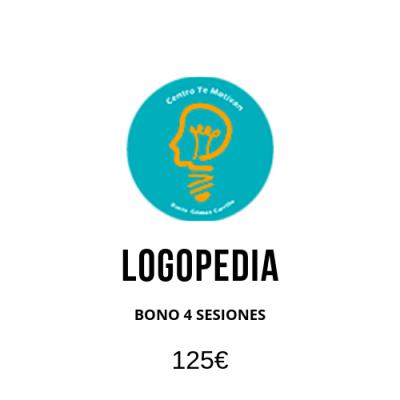 Bono descuento Logopedia