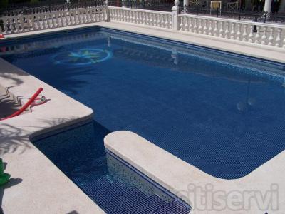 Piscina 8x4 construcciones francisco rodriguez compra for Precio piscina obra 8x4