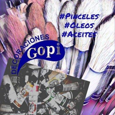 10% DTO. Material Bellas Artes (oleos, pinceles...)