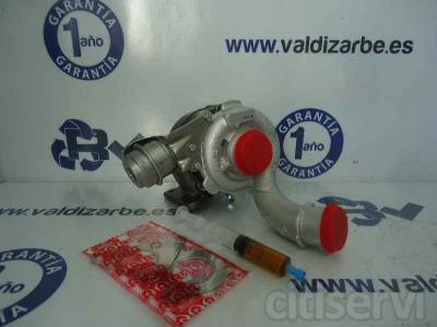 Turbo garret reconstruido a precio de turbo usado. referencia: 708639 (seguida de cualquier guión) válido para: Renault Megane, Laguna, Scenic, Trafic y Volvo Cilindrada: 1.9 dci Potencia: 120cv